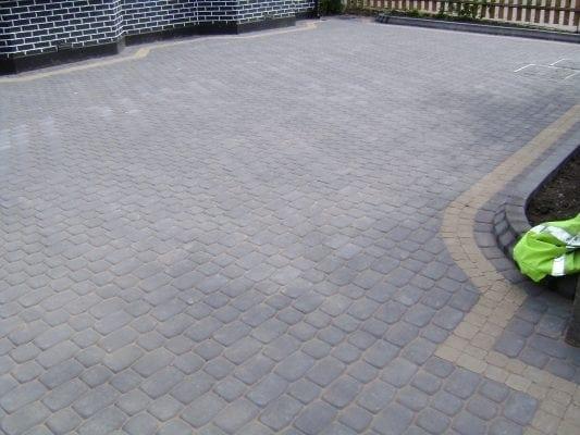 Mourne Brick Paving
