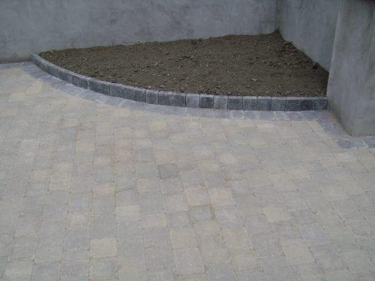 Castle Stone Driveway