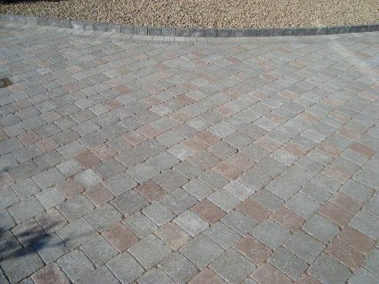 Paving Brick Driveway