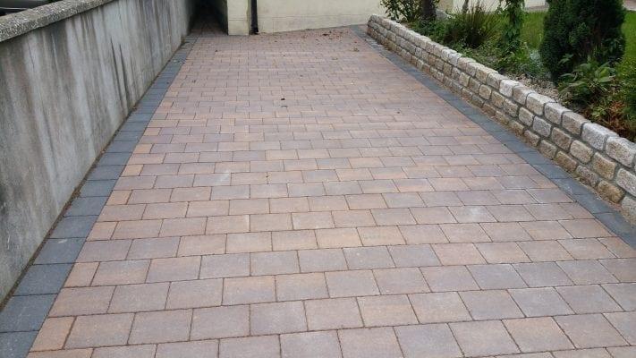 Corrib Brick Driveway