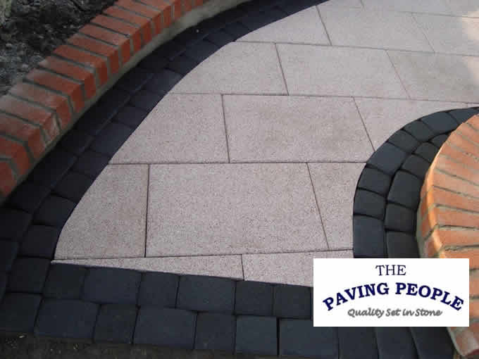 Block Paving Design by The Paving People